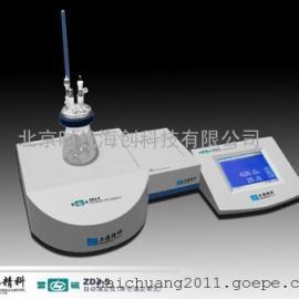 上海雷磁ZDJ-5型库仑滴定仪