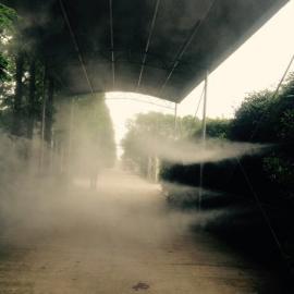 固原养殖场喷雾除臭-中卫人员车辆通道消毒-污水垃圾站除臭设备