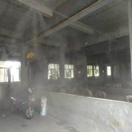 养殖喷雾降温-嘉鹏养殖喷雾降温设备及养殖喷雾降温工程