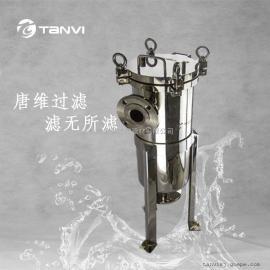 不锈钢滤袋过滤器 水处理过滤器