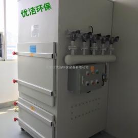 专业义齿集尘机|5HP脉冲集尘器|布袋抽屉集尘器