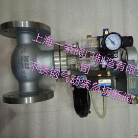 液氨紧急切断、液动紧急切断阀、氨气紧急切断阀