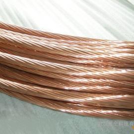 昱仝YT-CCS铜覆钢系列铜绞线、铜圆线、铜扁线接地材料分类价格