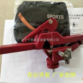 青岛兴利凸轮压紧式剥皮器TYX-300手动剥线钳