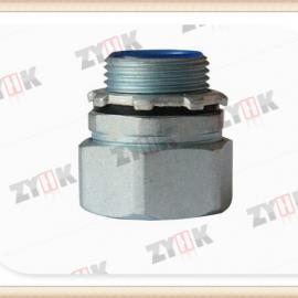 中远宏科180度金属软管接头,不锈钢/锌合金/铜接头订制