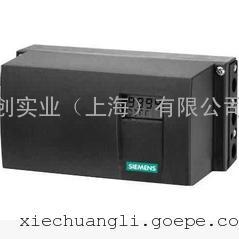 智能阀门定位器6DR5210-0EN01-0AA3带反馈带压力表模块