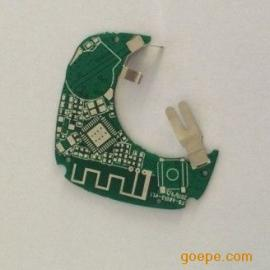 插件式CR2032优质正负极电池弹片 电池接触片厂家