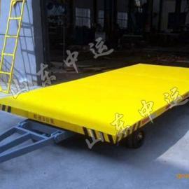 厂家直销供应矿用平板拖车