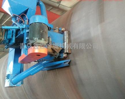货架角铁除锈机价格-通过式抛丸机-焊接结件喷丸机厂家