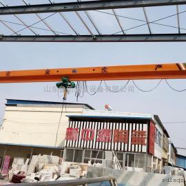 厂家定做乳山LD行吊天车龙门吊1-20吨跨度50米以下均可