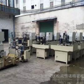 二次加工自动铣槽铣扁钻孔机直销厂家