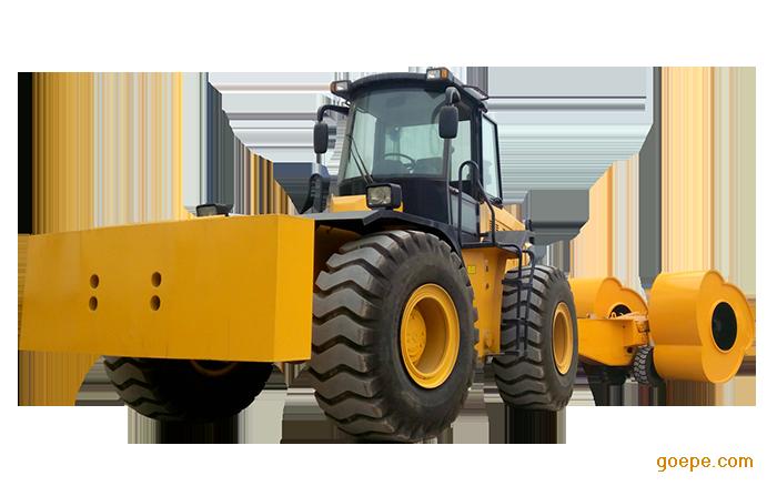 河南哈威设备供应五边形冲击式压路机厂家直销