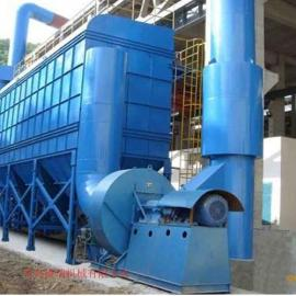 青岛雍瑞供应机械振打袋式除尘器,扁布袋除尘器