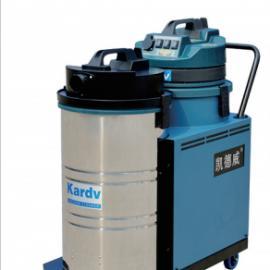 水泥厂吸水泥灰吸尘器 凯德威工业吸尘器DL-3078X