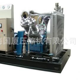 【撬装式、大排量】高压空压机-270公斤压缩机