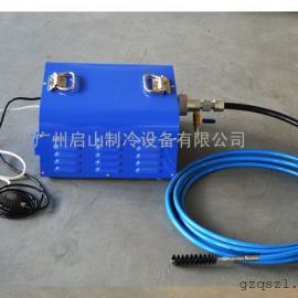 广西桂林 南宁冷凝器通炮机厂家直销 日立螺杆机指定清洗机