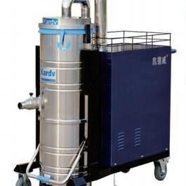 机床配套工业吸尘器价格 凯德威工业吸尘器DL-5510