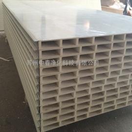 生物实验室中空玻镁板 A级防火玻镁板 中空玻镁复合板