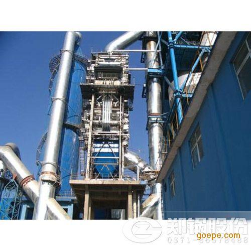 工业余热锅炉结构介绍