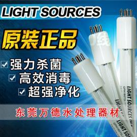 正品保证 美国Light-Sources 80W大功率纯水消毒灯GPH843T6L/4P