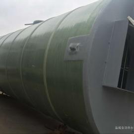 玻璃钢一体化污水提升泵站厂家
