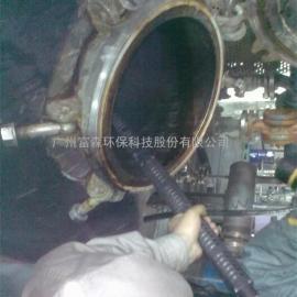 铁路油罐车专用500公斤高压清洗机供应商