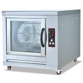杰冠EB-201旋转电烧烤炉 商用烤鸡炉 杰冠西餐厨具