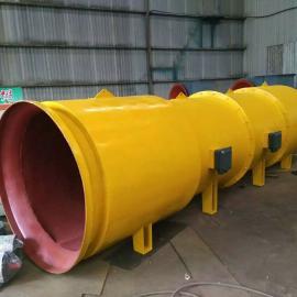 低噪音隧道风机/隧道施工风机/山东安泰通风设备有限公司