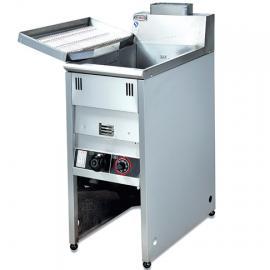 杰冠GF-3G燃气控温炸炉 商用立式燃气炸炉 杰冠西厨
