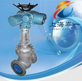 上海铸钢电动暗杆闸阀和电动明杆闸阀的区别说明