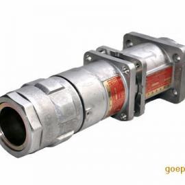 LBG-400/3.3矿用隔爆型高压电缆连接器