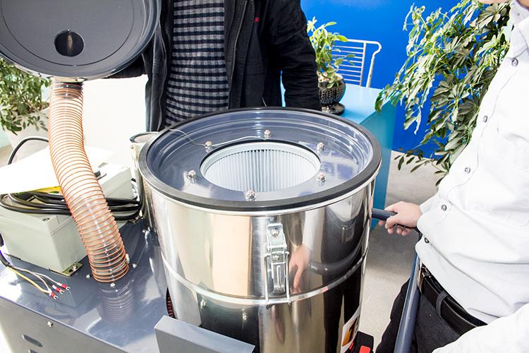 防爆工业吸尘器生产厂家 拓威克TK-22EX防爆吸尘机