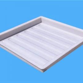 鹅卵石防滑人行步板模具-路桥疏散平台布板模具,种类区分