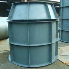 天然气管道检查井模具,锥形井体钢模具-平口设计要点