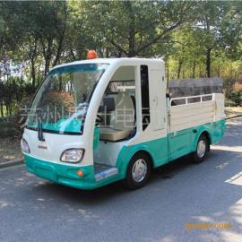 宁波舟山四轮电动环卫车 6桶清洁电瓶车 小区保洁车