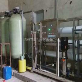 双级水处理设备丨反渗透设备厂家