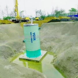 供应玻璃钢一体化预制泵站