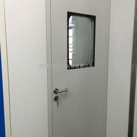 吴江地区洁净钢质门直销 净化工程专用甲级钢制防火门定制
