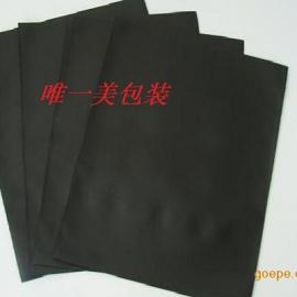 黑色导电PE袋,深圳供应黑色导电袋,黑色导电PE袋定制