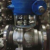 Q341F-40P/R/RL不锈钢蜗轮球阀