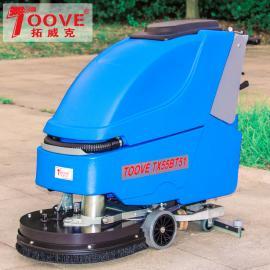 常州拓威克TX55BT51环保洗地机手推式全自动洗地机