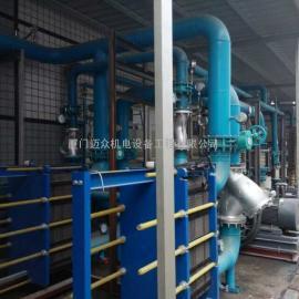 承接:漳州酒店热水工程