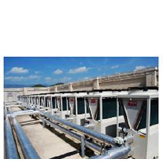 承接:南平酒店热水工程