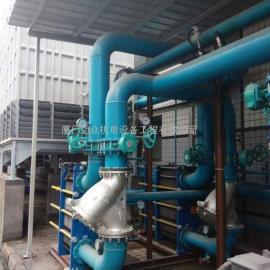 承接:福州酒店热水工程