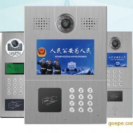出租屋门禁视频生产厂家小区单元智能门禁安装公司设备