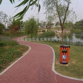 合肥生态透水地坪绿色环保型,材料巨惠,技术施工
