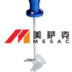 台湾宝丽200升固定式搅拌器 宝丽200L气动固定搅拌机