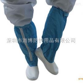 洁净服高筒靴 无尘车间防静电高筒鞋厂家直销
