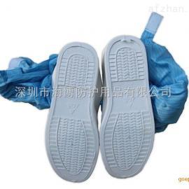防静电高筒无尘鞋 防尘鞋电工作鞋/劳保用品/劳保鞋/PVC高筒鞋