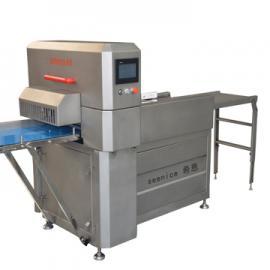 希恩南昌冻肉切片机、切条机、切块机,冻鱼切块机厂家质量售后